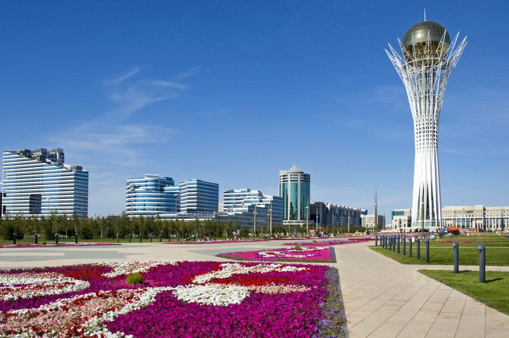 Bayterek Kulesi, Astana