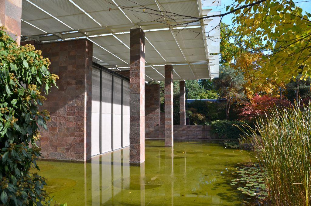 Beyeler Vakfı Müzesi, Basel