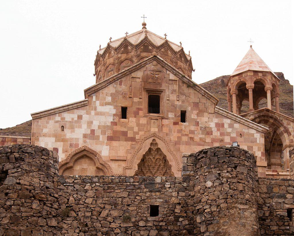 Aziz Stephanos Manastırı, Tebriz, İran