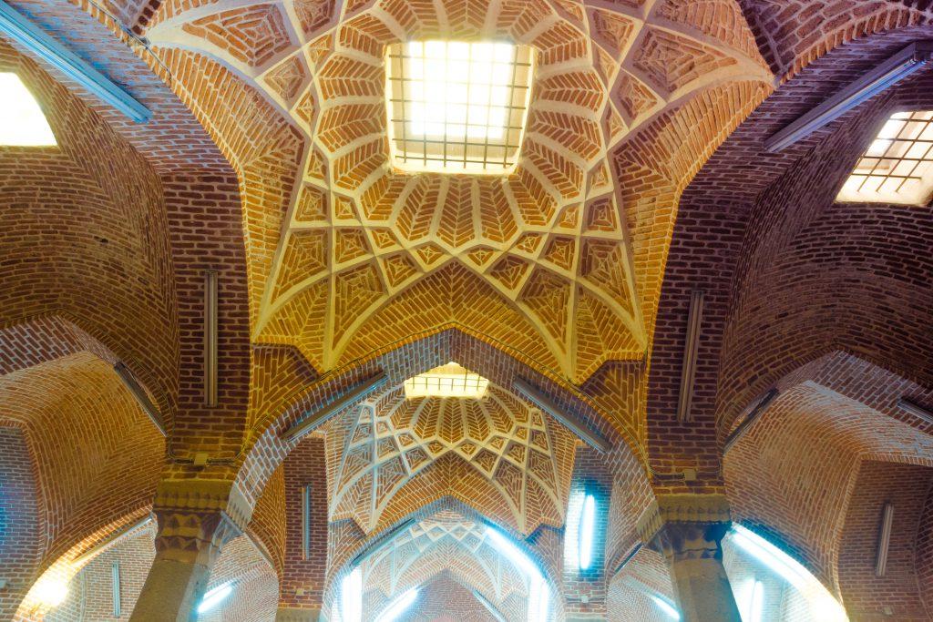 Cuma Mescidi, Tebriz, İran