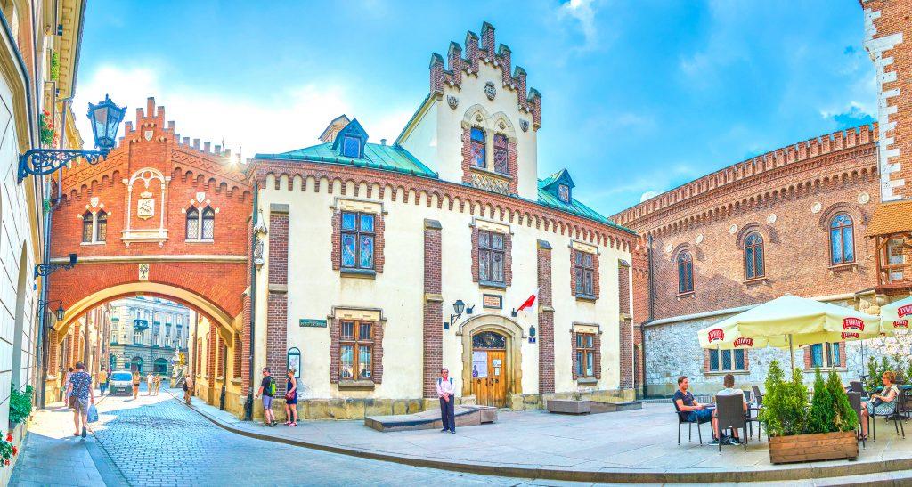 Czartoryski Müzesi, Krakow