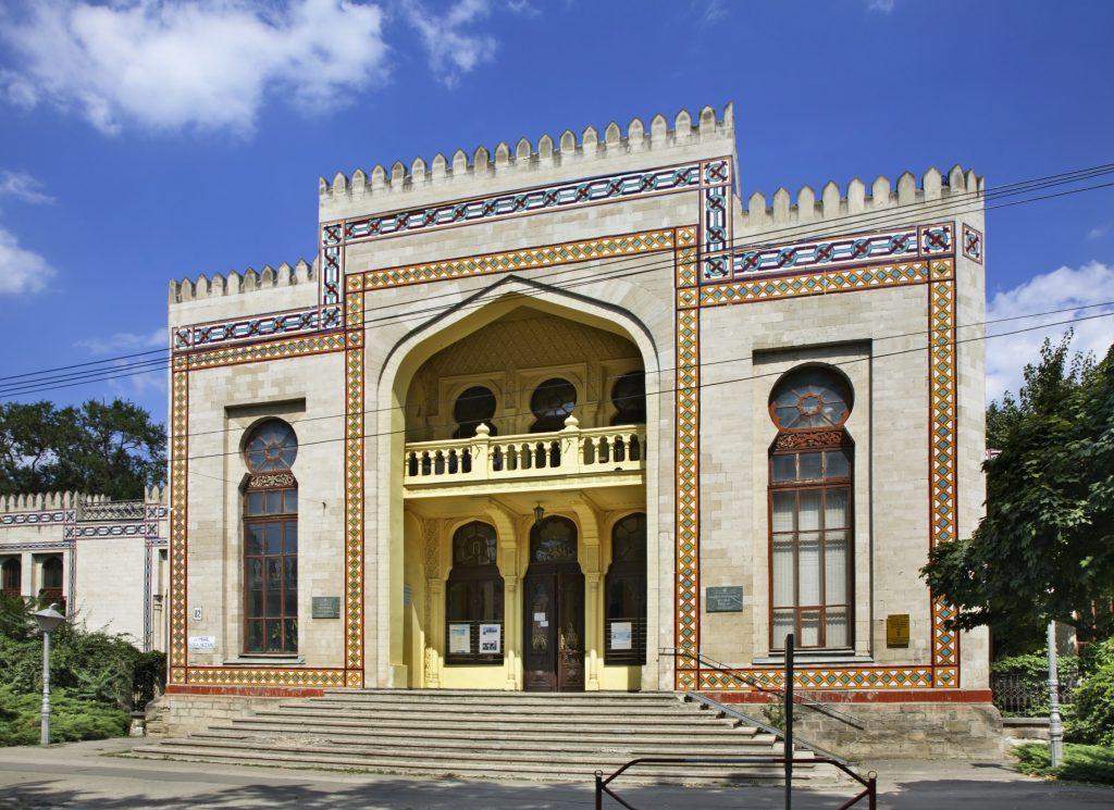 Etnografya ve Doğa Tarihi Müzesi, Kişinev, Moldova