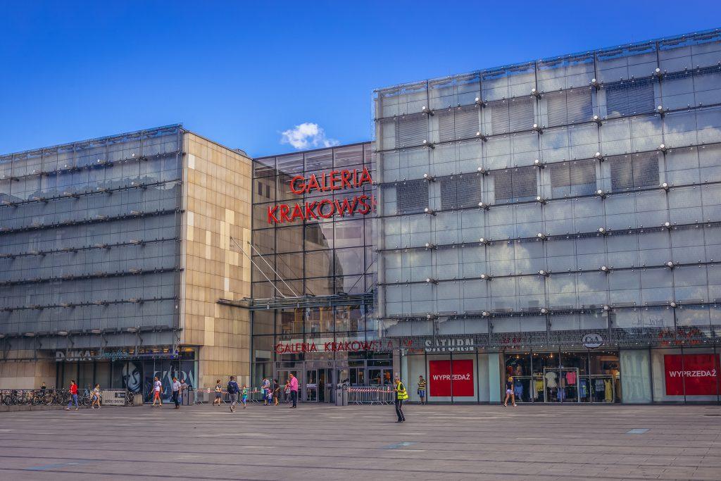 Krakow Alışveriş Merkezi