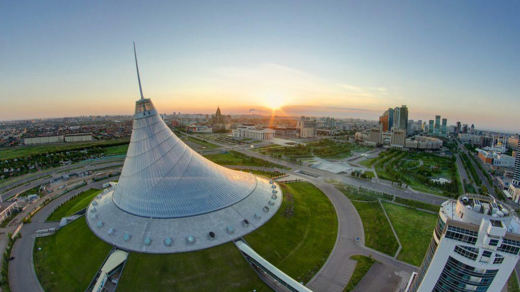 Han Çadırı (Khan Shatyr), Astana