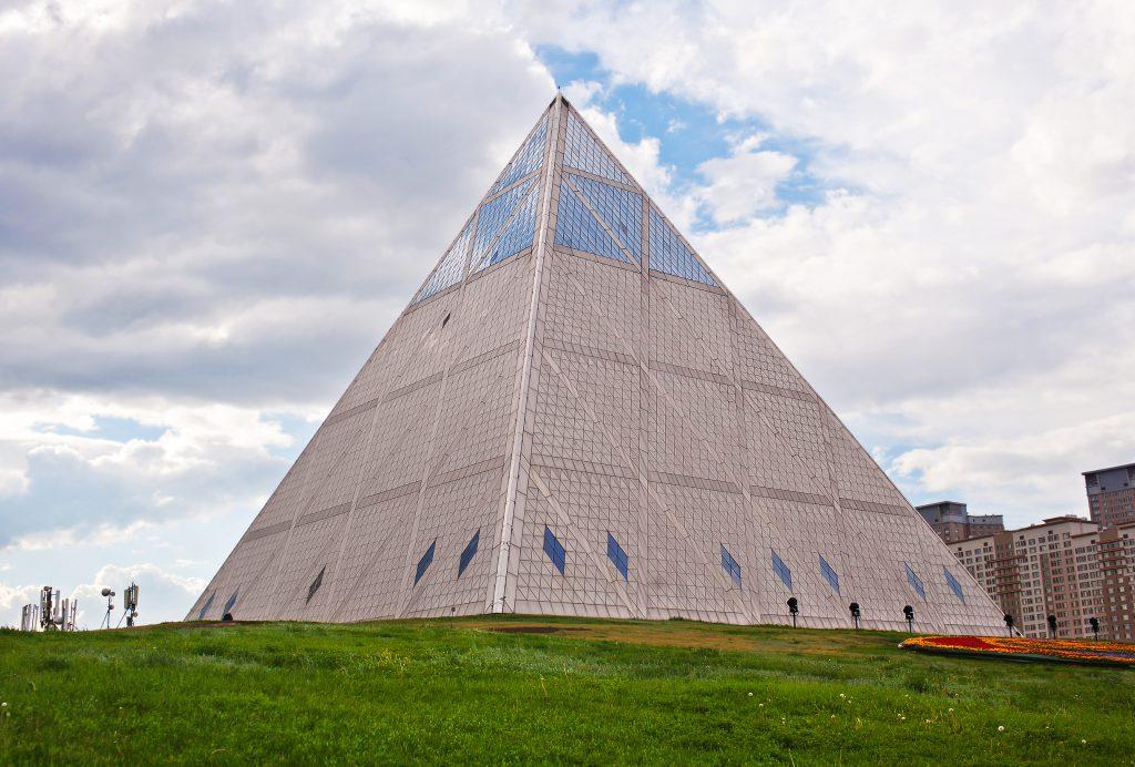 Hoşgörü ve Barış Sarayı (Barış Piramidi), Astana