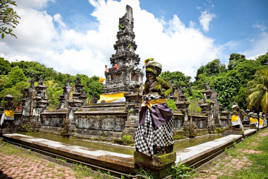 Jagatnatha Tapınağı (Pura Agung Jagatnatha), Bali, Endonezya