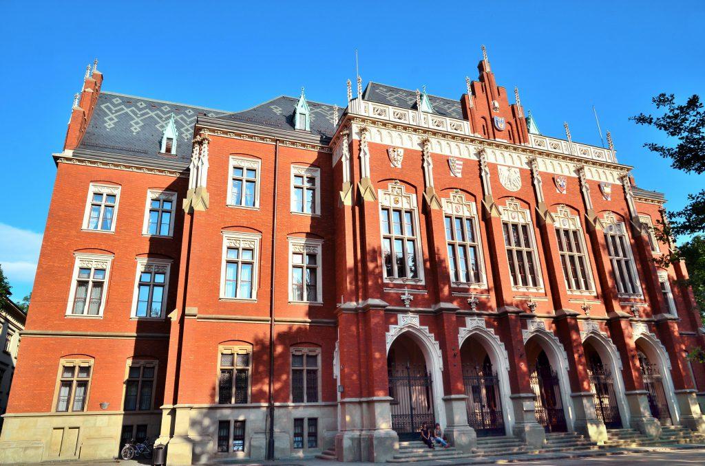 Jagielloń Üniversitesi, Krakow