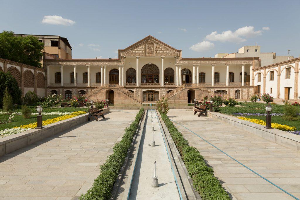 Kaçar Müzesi- Emir Nizam Evi, Tebriz, İran