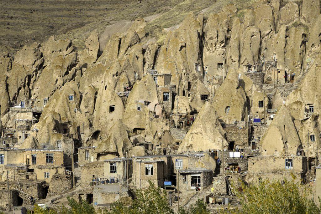 Kandovan Köyü, Tebriz, İran