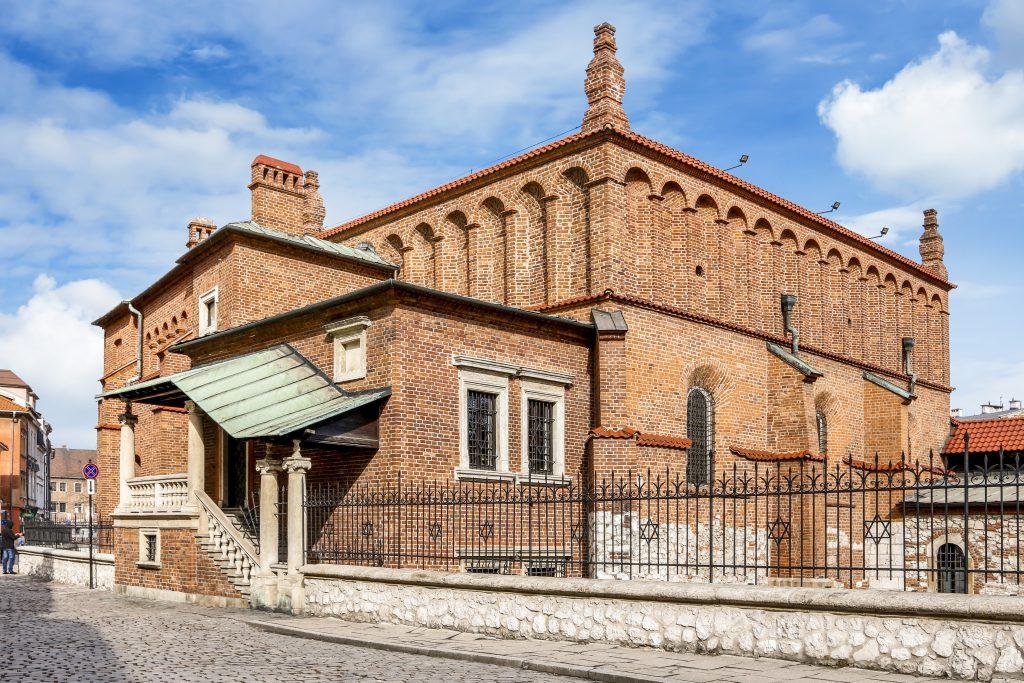 Eski Sinagog, Krakow