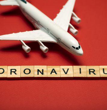 Koronavirüs Uçak