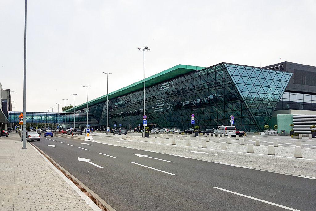 Krakow'da Ulaşım, Nasıl Gidilir? & Şehir İçi Ulaşım İmkanları, Balice Havalimanı, Krakow