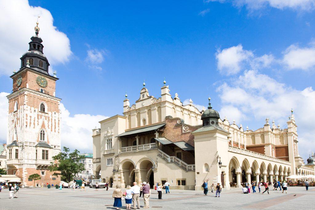 Stare Miasto – Eski Şehir, Krakow