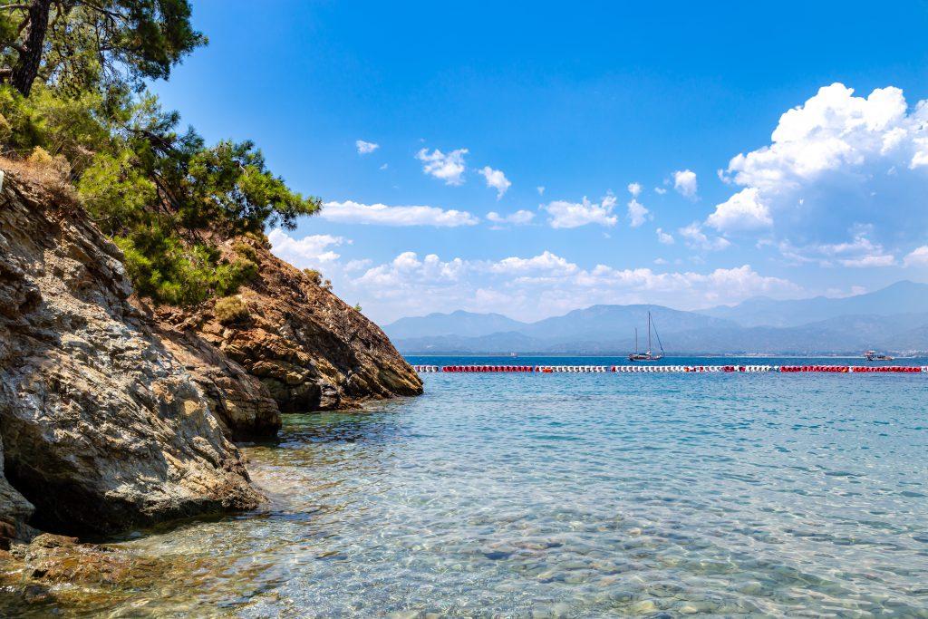 Kuleli Koyu Plajı, Keçiler, Fethiye