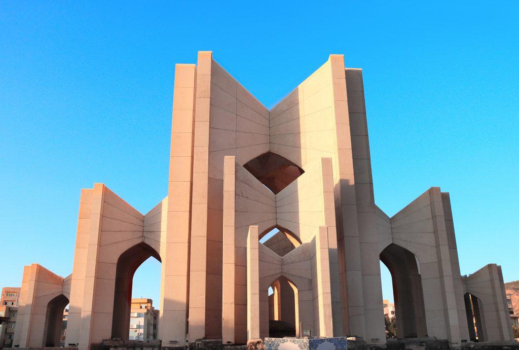 Makberetüş-Şuera – Şairler Anıt Mezarı, Tebriz, İran