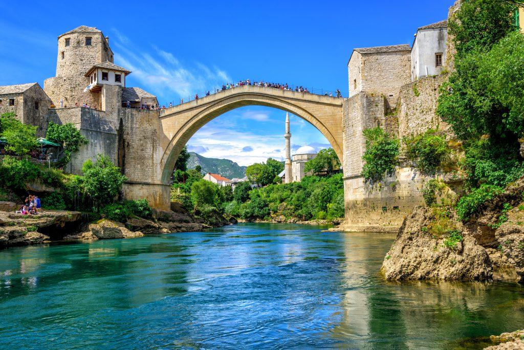 Mostar'a Nasıl Gidilir? Bosna Hersek
