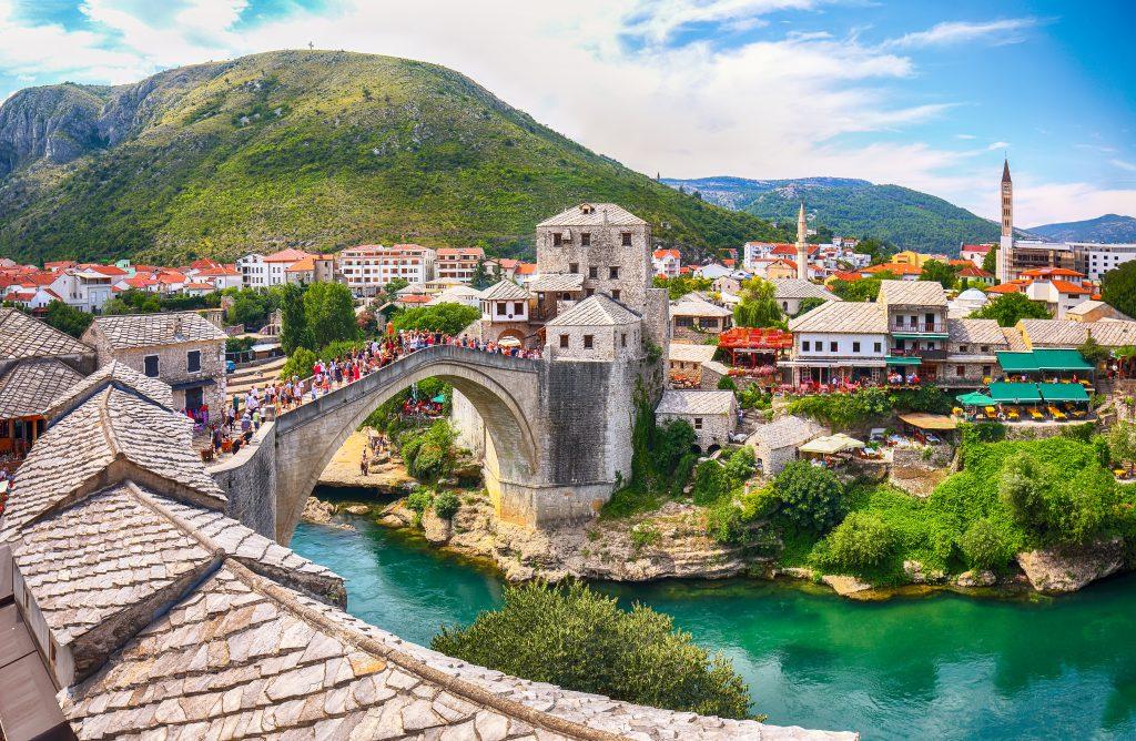 Mostar, Bosna-Hersek