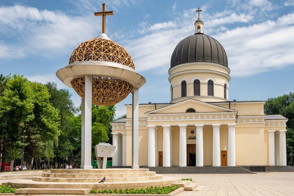 Nativity Kadetrali, Kişinev, Moldova