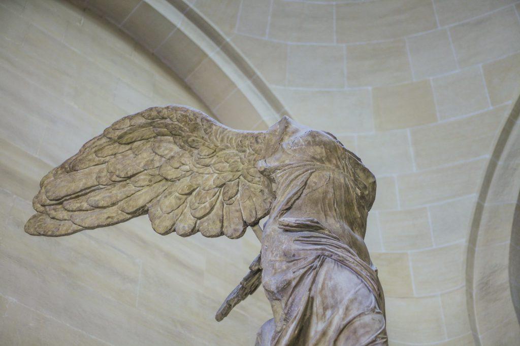 Nike Heykeli- Louvre