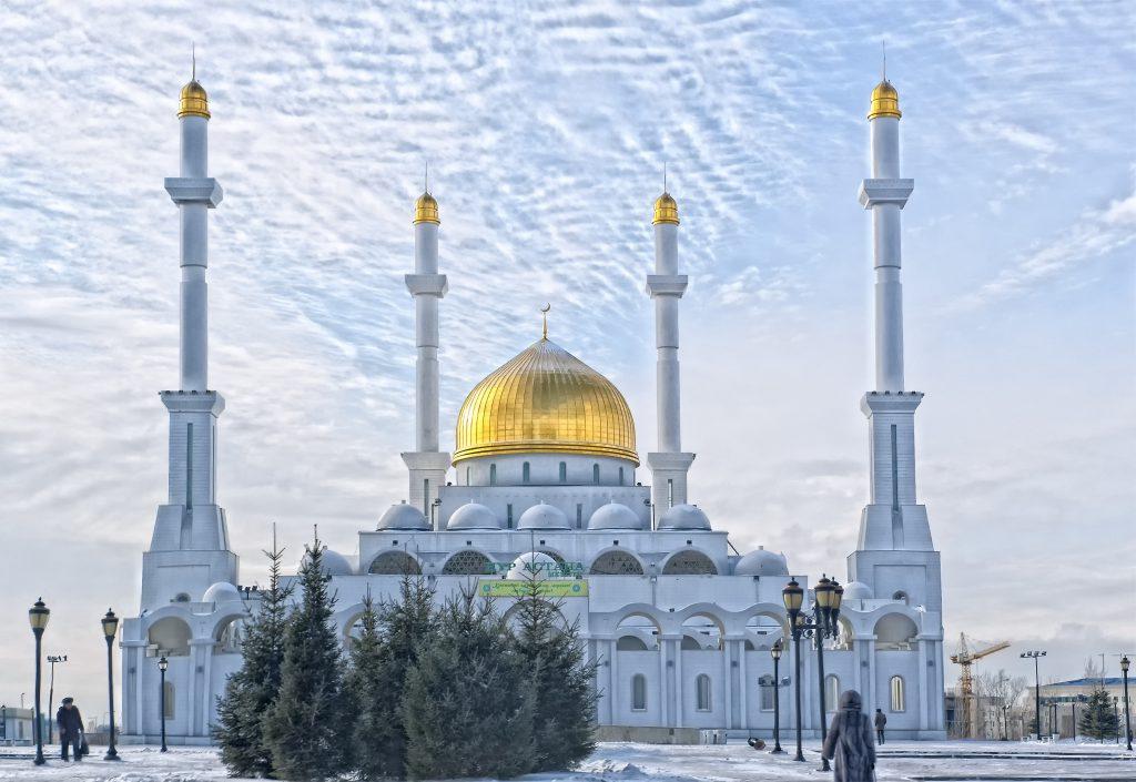 Nur Astana Cami, Astana