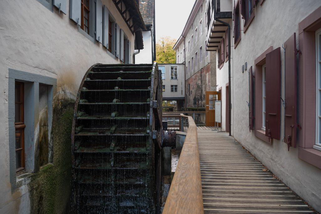 Papiermühle (Kağıt Fabrikası), Basel, İsviçre