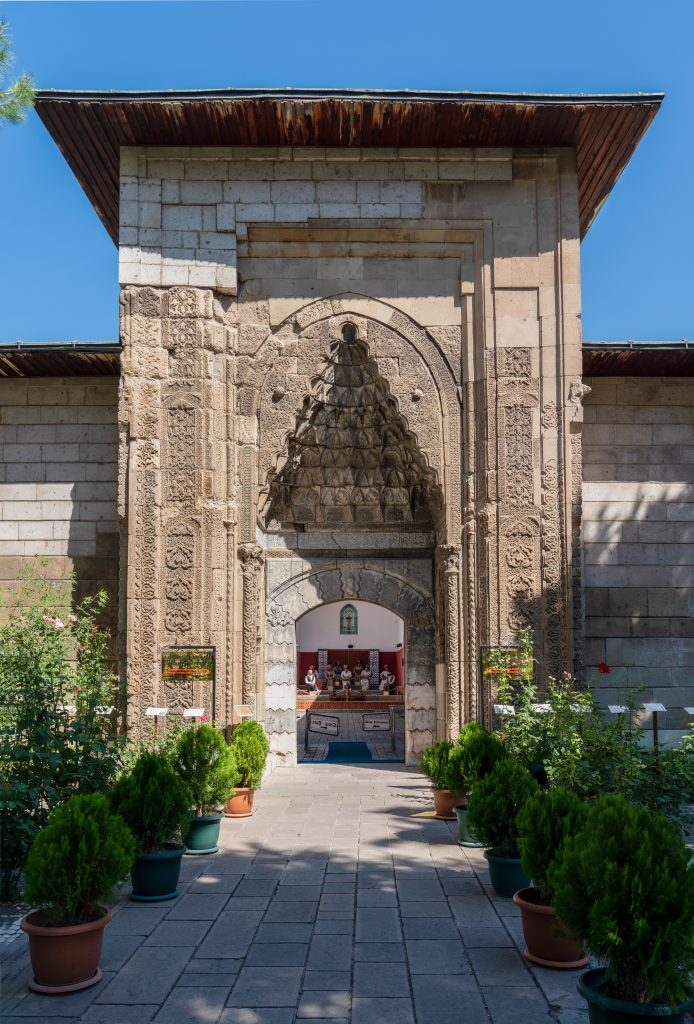 Sabuncuoğlu Şerefeddin Tıp Ve Tarih Müzesi Amasya