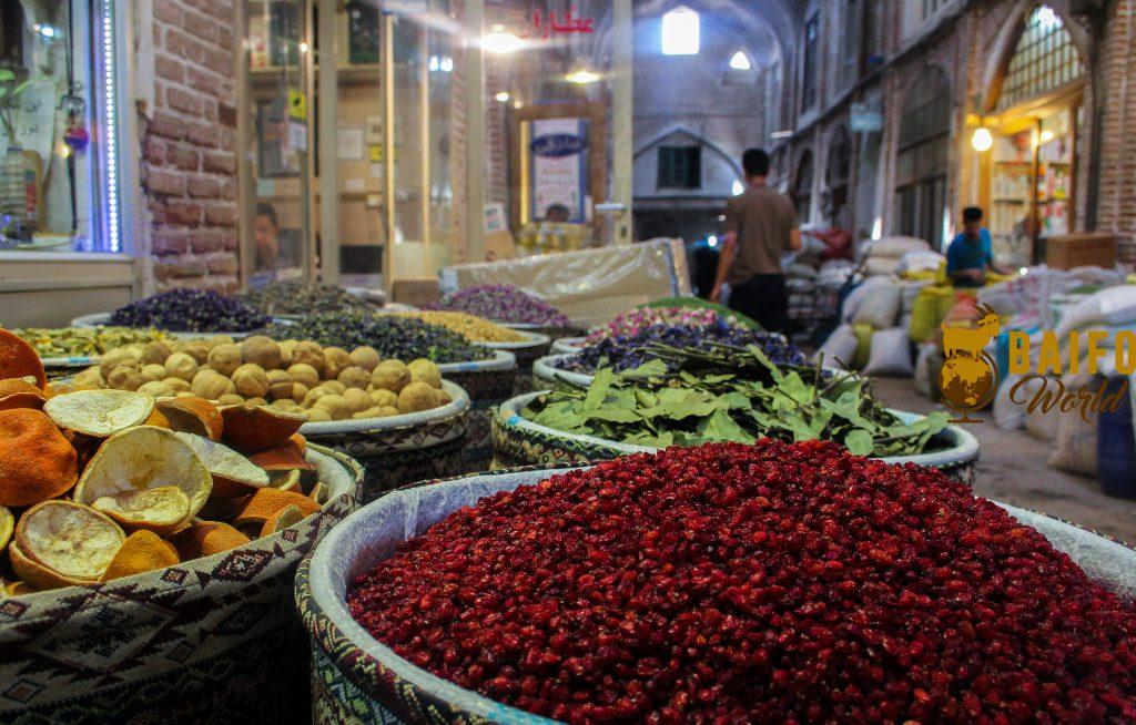 Tebriz Çarşısı, İran