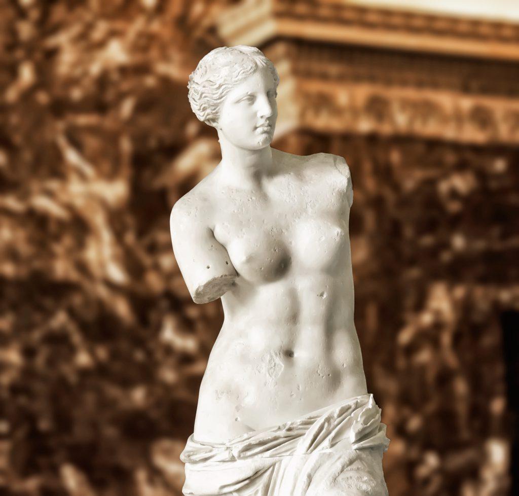 Milo Venüsü, Louvre