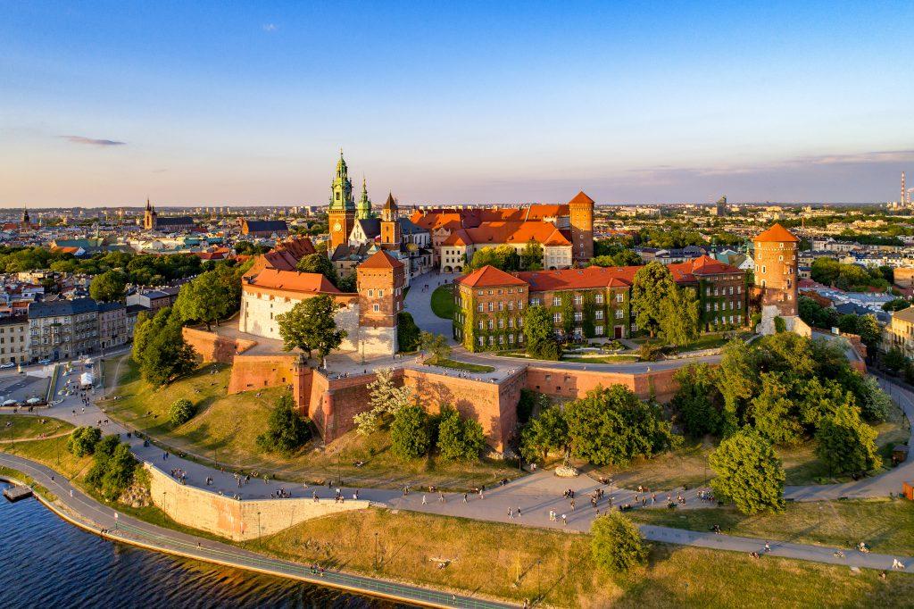 Wavel Kalesi, Krakow