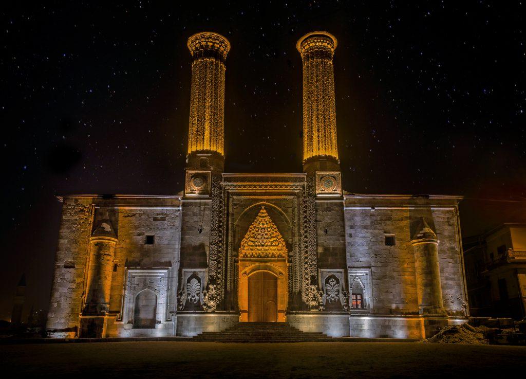 Çifte Minareli Medrese (Hatuniye Medresesi), Erzurum