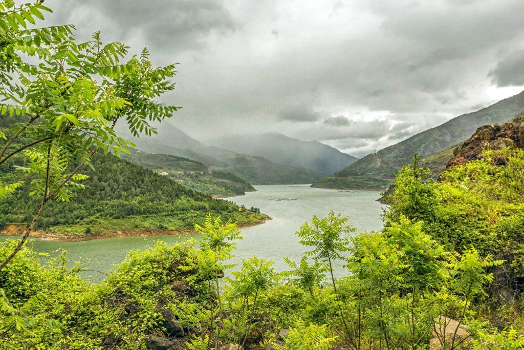 Çoruh Nehri ve Vadisi Erzurum