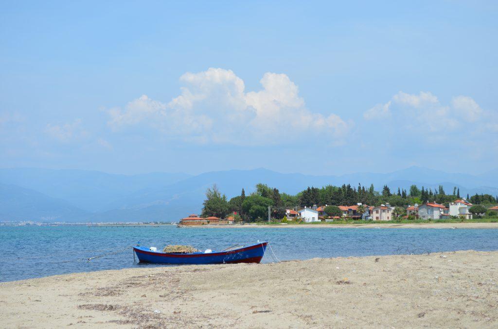 Ören Halk Plajı, Burhaniye,Balıkesir