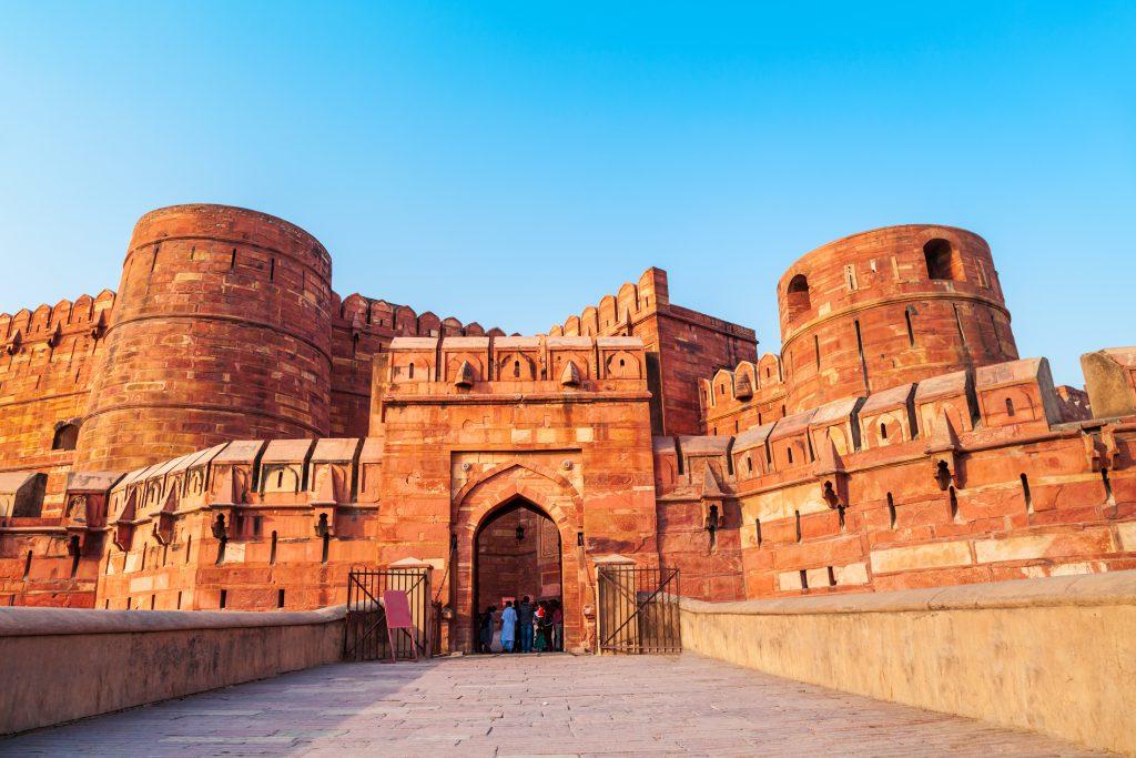 Agra, Hindistan