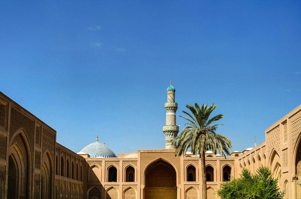 Abbasi Sarayı, Bağdat