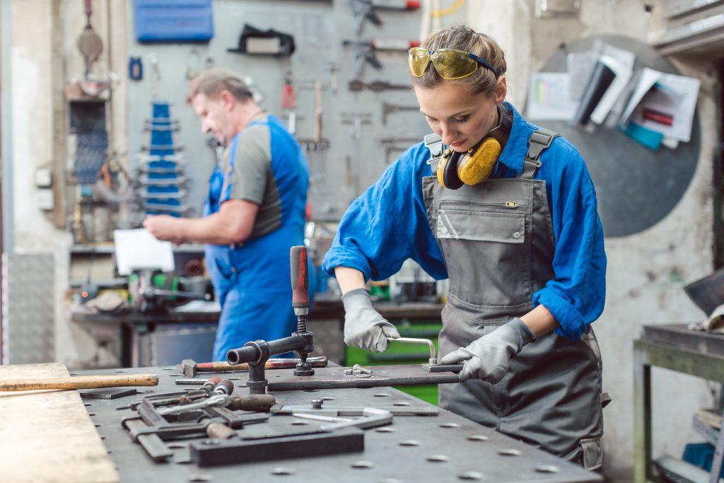 Almanya Çalışma Hayatı