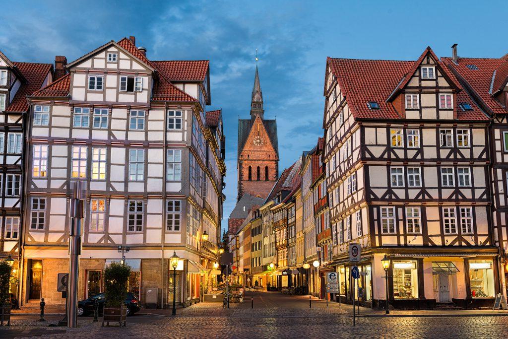 Altstadt, Hannover, Almanya