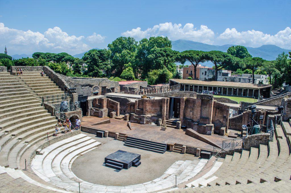 Amfitiyatro Pompeii