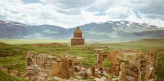 Ani Antik Kenti, Doğu Anadolu