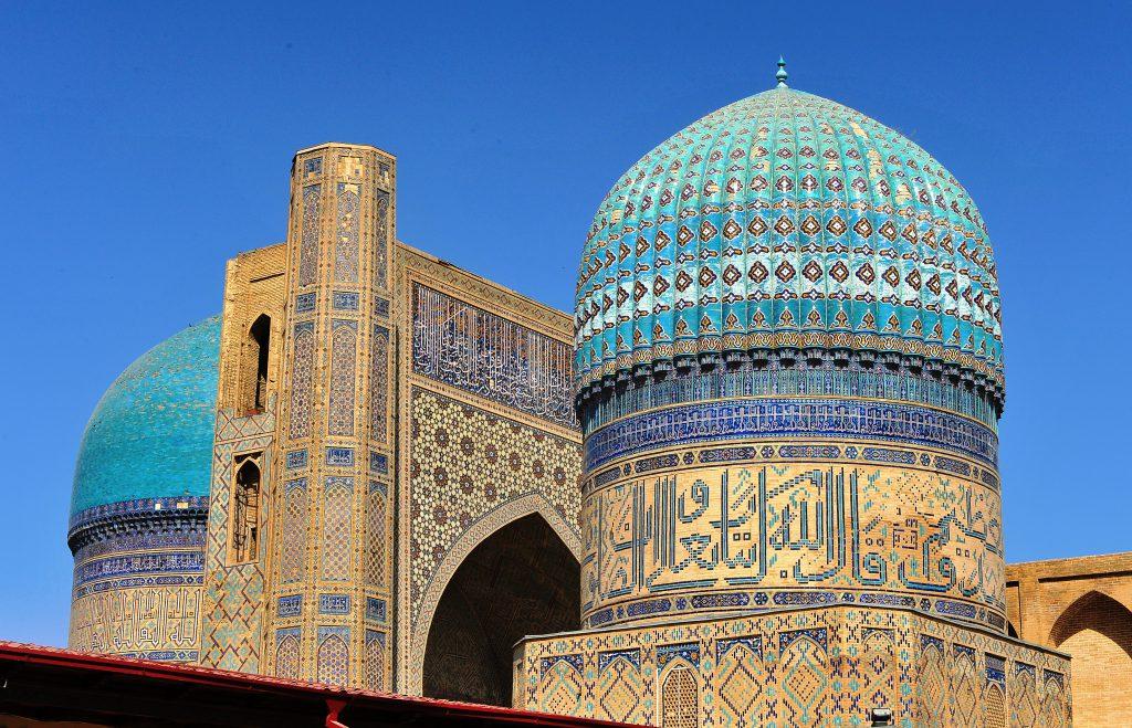 Bibi Hanım (Bibi Hatun) Camii, Semerkant, Özbekistan