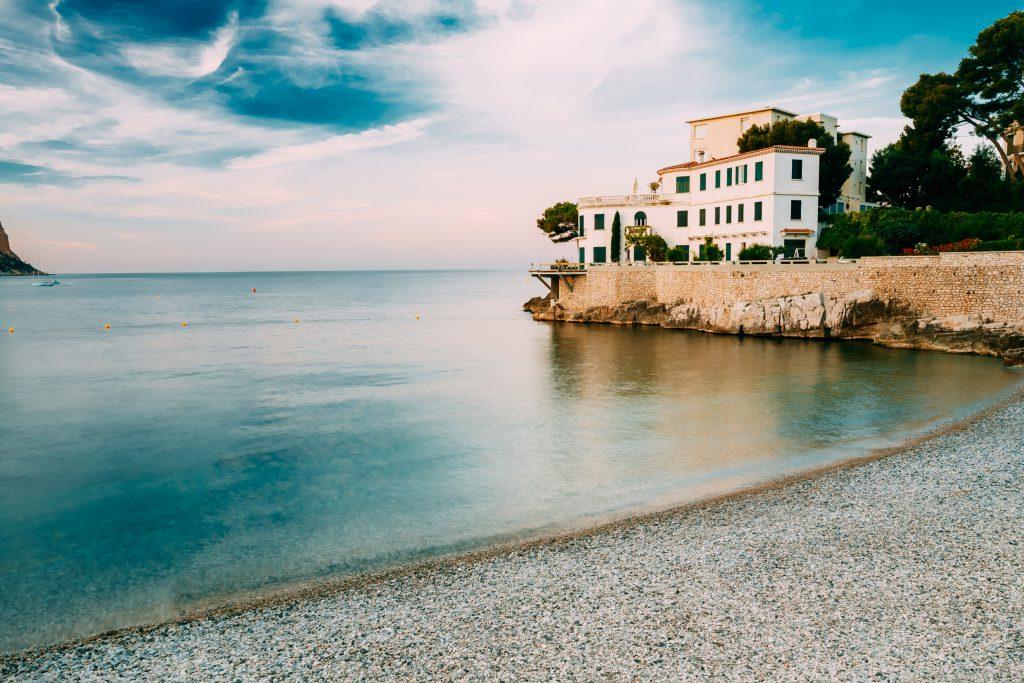 Fransız Rivierası Villa, Cassis