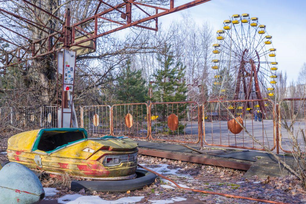 Chernobyl, Ukrayna