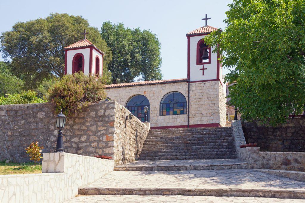 Dajbabe Manastırı, Podgorica, Karadağ