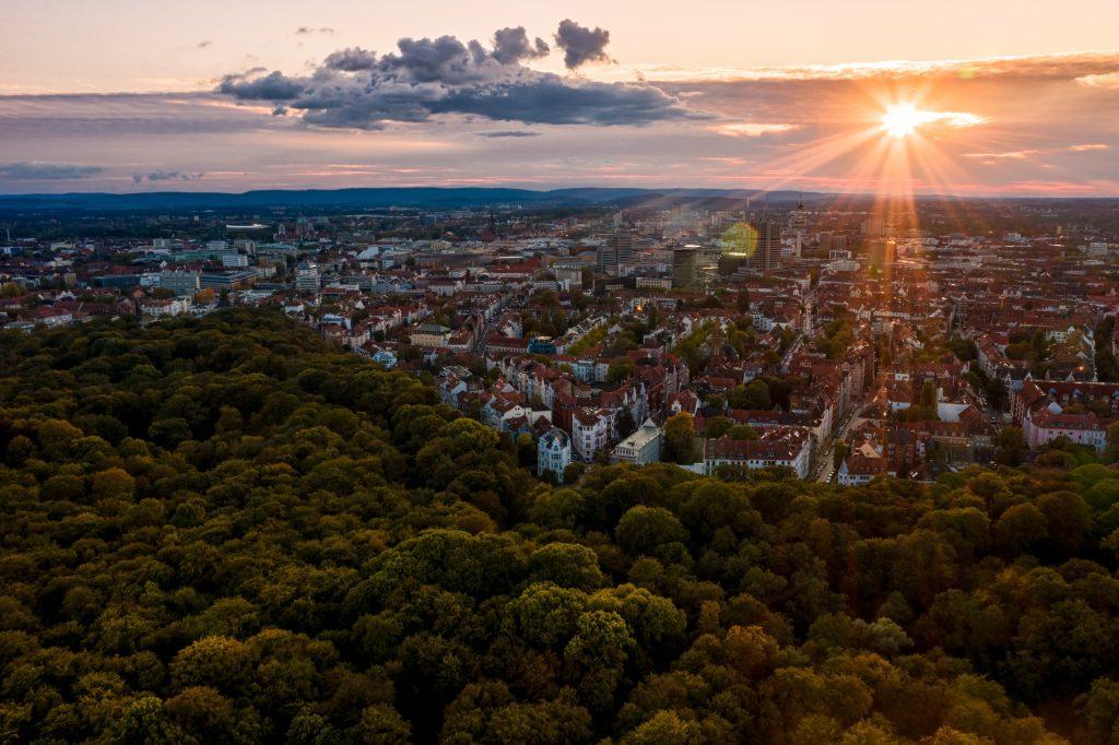 Eilenriede, Hannover