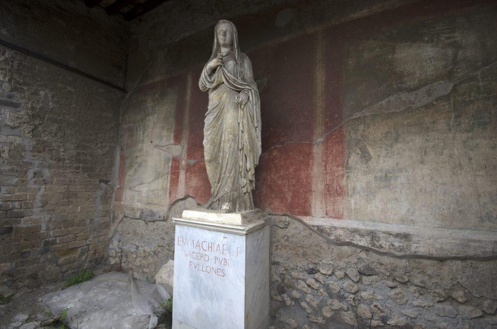Eumachia Pompeii