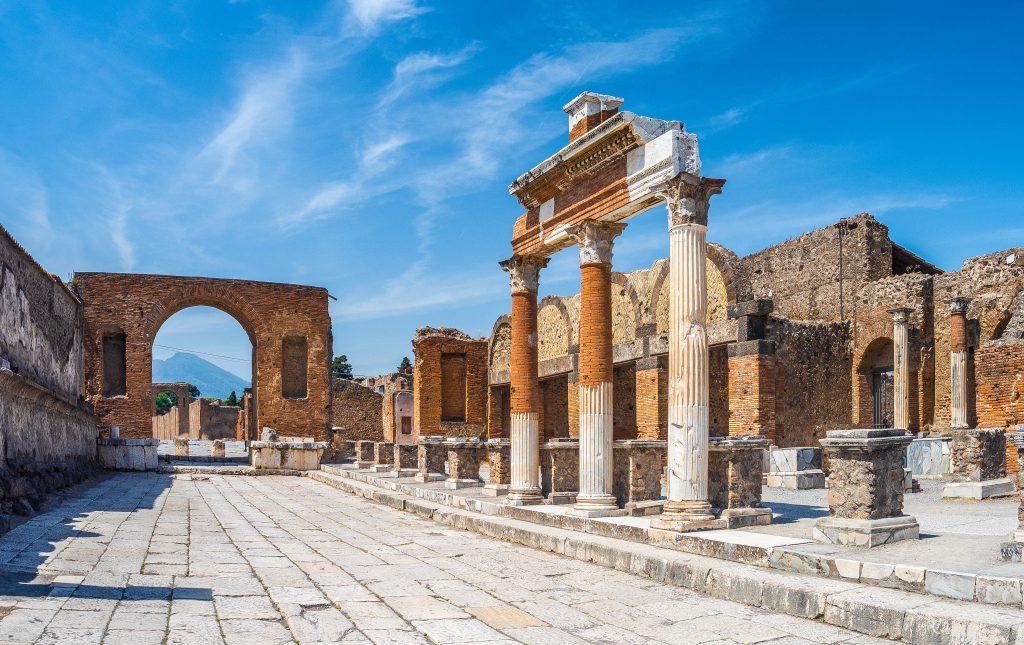 Forum ve Çevresi, Pompeii Antik Kenti