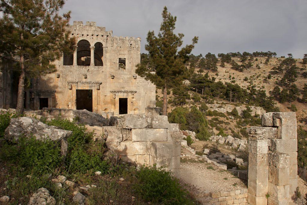 Binbir Kilise, Karaman