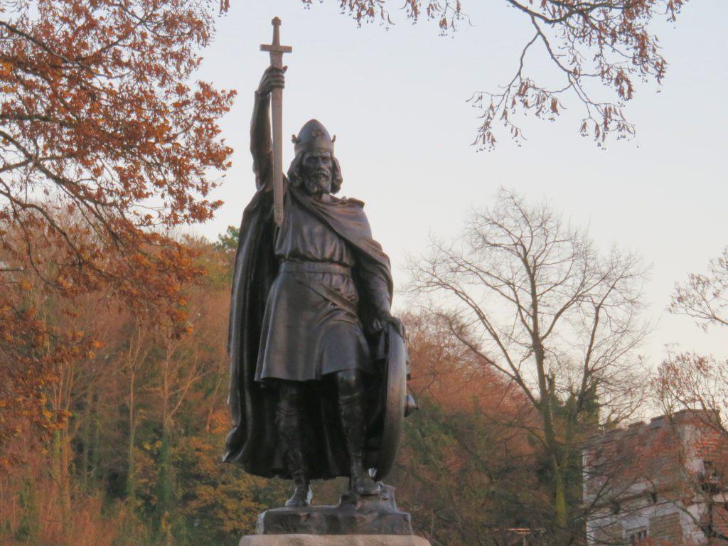 Wessex Kralı Alfred