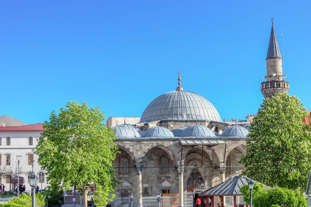 Lala Mustafa Paşa Cami, Erzurum