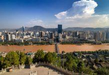 Lanzhou Çin