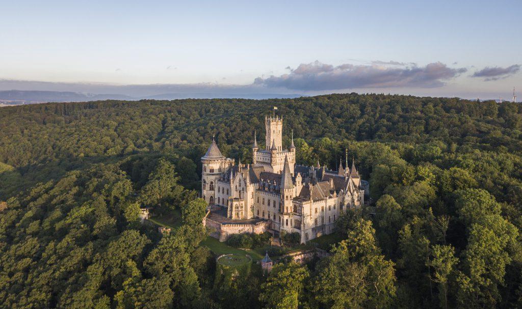 Marienburg Şatosu, Hannover, Almanya